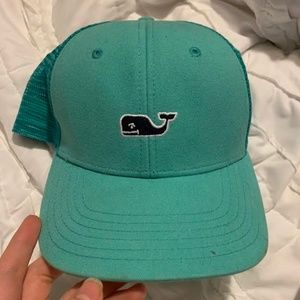 Vineyard Vines Aquamarine Boating Hat